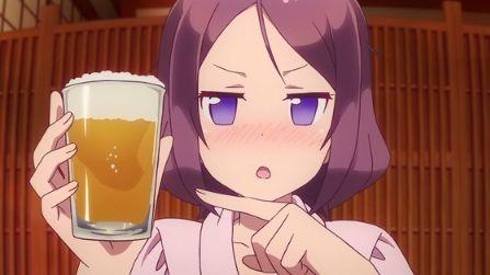 お酒 一口 3分待つ 酔わないに関連した画像-01