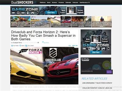 ドライブクラブ フォルツァ ホライゾン2に関連した画像-02