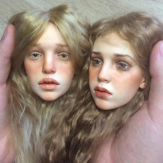 ロシア ドール リアル 人形に関連した画像-03