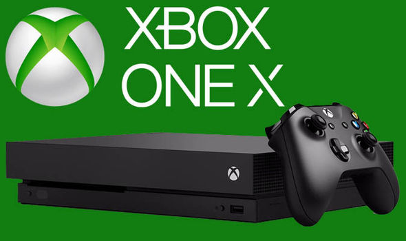 XboxOne X 予約に関連した画像-01