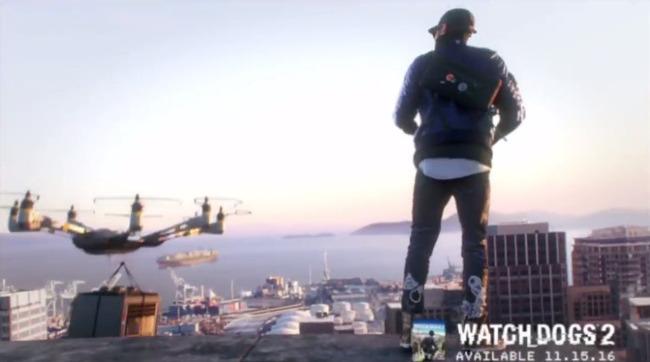 ウォッチドッグス2 PV 発売日 主人公 流出に関連した画像-12