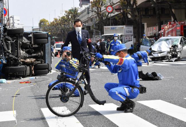池袋事故 自転車に関連した画像-02
