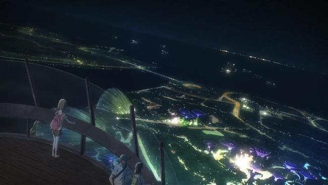 宇宙よりも遠い場所 海外 シンガポール 感激に関連した画像-09