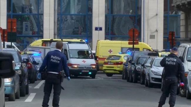 ベルギー テロ 爆発 空港 地下鉄 アラビア語に関連した画像-04