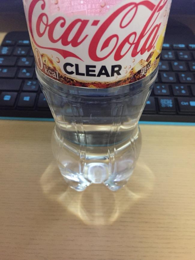 コカコーラクリア 味 サイダー 三ツ矢サイダー コーラ 透明 に関連した画像-02
