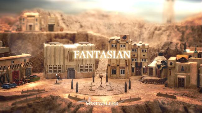 坂口博信 ファンタジアン ジオラマ RPG スクリーンショットに関連した画像-01