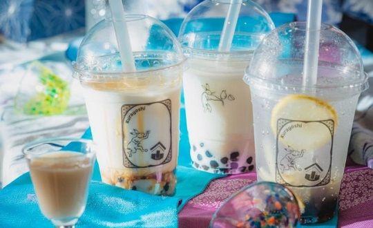 甘酒タピオカミルク日本酒に関連した画像-01