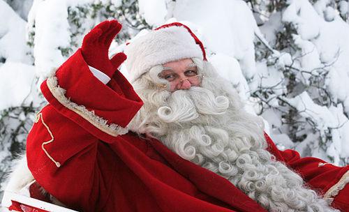 サンタクロース サンタ 神対応に関連した画像-01