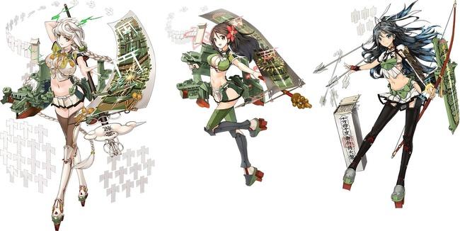 艦これ 葛城に関連した画像-02