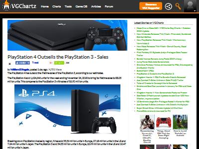 PS4 売上 PS3超えに関連した画像-02