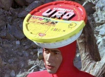 ヤキソバン 日清 UFO仮面ヤキソバン UFO スター・ウォーズ マイケル富岡に関連した画像-01
