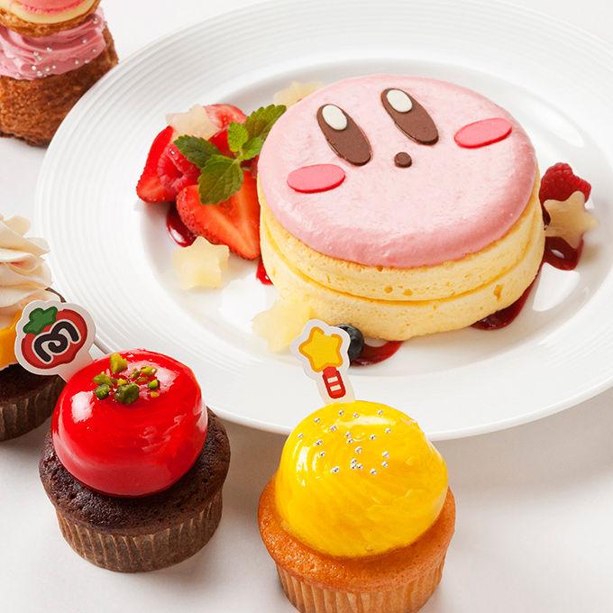 カービィカフェ 東京 大阪 パンケーキに関連した画像-03
