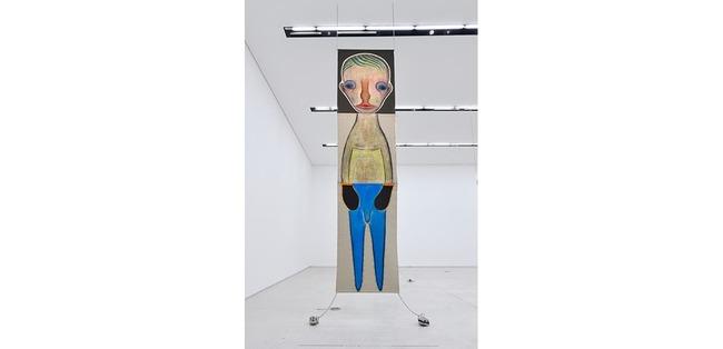 加藤泉 無題2004 個展 原美術館 SCP-173に関連した画像-05