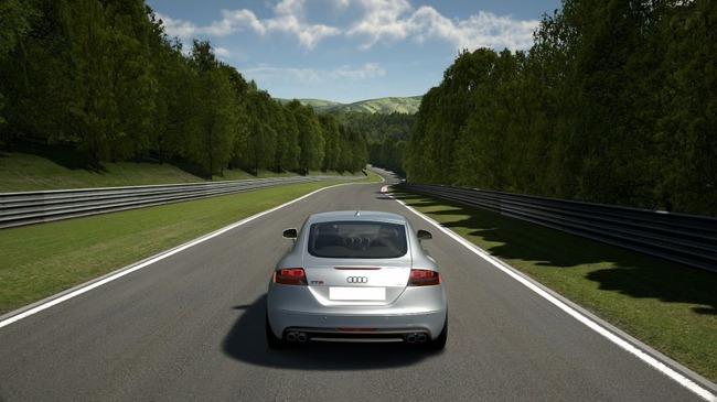 グランツーリスモ GTスポーツ GT6 GT4 比較 画像 スクショ グラフィックに関連した画像-04