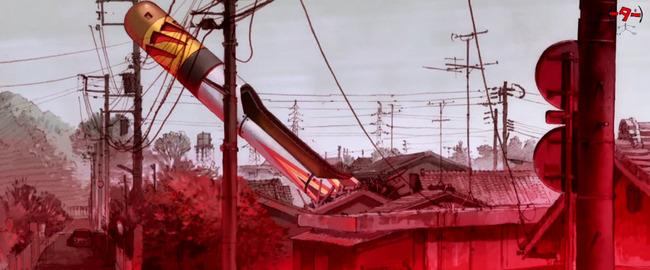 エヴァンゲリオン 映像  日本アニメ(ーター)見本市に関連した画像-06