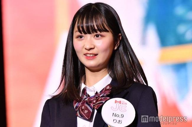 日本一 かわいい 女子中学生 JCミスコン2019に関連した画像-05