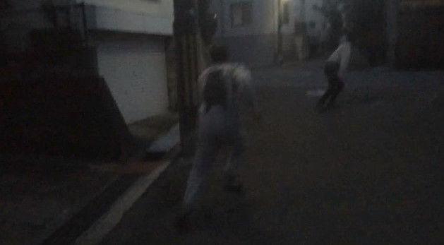 PS4 破壊 親父 ハンマー たむちん 逆襲 原付バイクに関連した画像-19