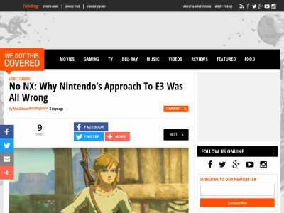 任天堂 NX E3に関連した画像-02