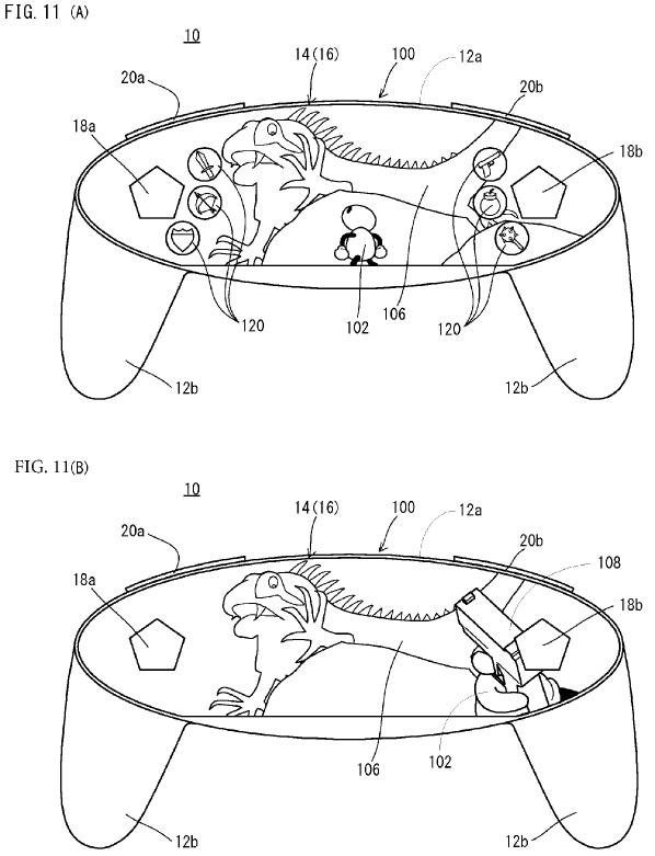 任天堂 コントローラー 特許に関連した画像-06