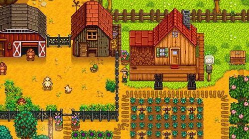 牧場物語 テラリア インディーズゲーム StardewValley 家庭用移植 ローカライズ マルチプレイに関連した画像-01