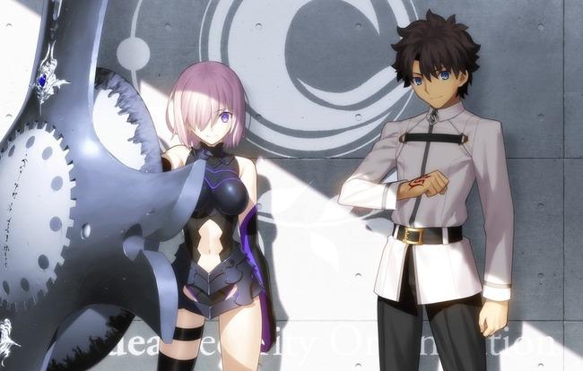 予約開始 大晦日 FGO Fate GrandOrder FirstOrder BD DVD 円盤に関連した画像-01
