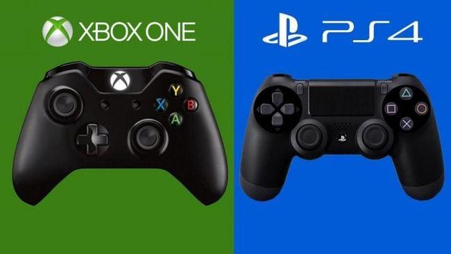 Xbox PS4 売上 大差に関連した画像-01