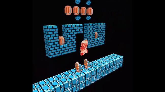 ファミコン 立体化 画面 エミュレータ 3DNES 3D化に関連した画像-01