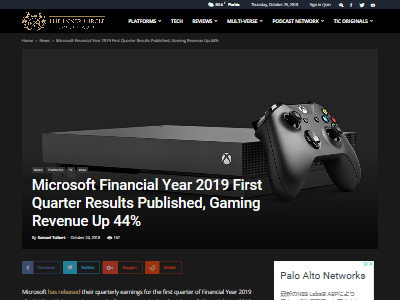 Xbox事業収益増に関連した画像-02