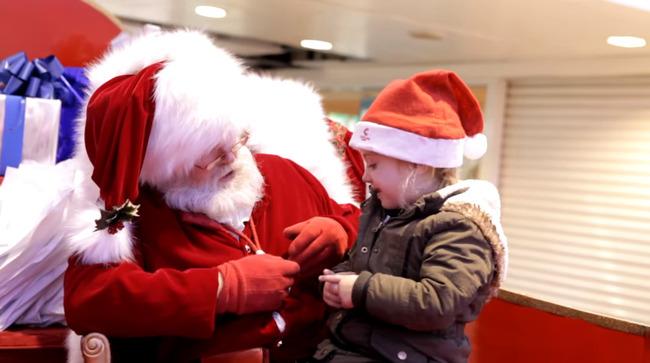 サンタクロース サンタ 神対応に関連した画像-07