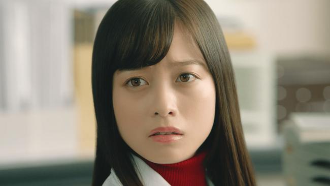 ドコモ CM 橋本環奈 星野源 いじめ 批判に関連した画像-01