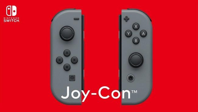 任天堂 ジョイコン 再設計に関連した画像-01