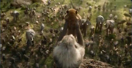 ライオンキング予告に関連した画像-09