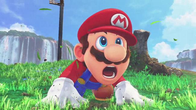 スーパーマリオオデッセイ マリオ 売上に関連した画像-01