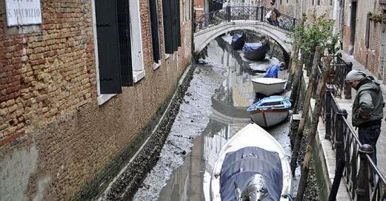 水の都 ベネツィア 水位に関連した画像-04