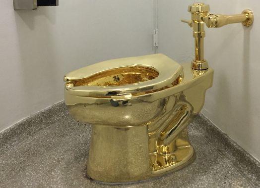 黄金のトイレ 事件 5.4憶円 窃盗 英美術展 ブレナム宮殿に関連した画像-01