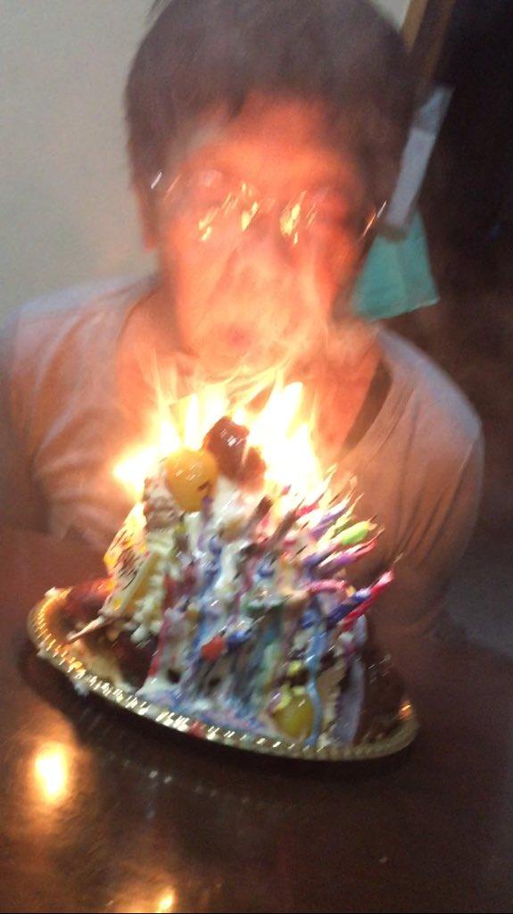おばあちゃん 誕生日 ロウソクに関連した画像-04