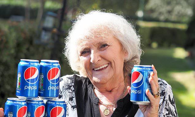 ペプシ コーラ 毎日 飲む 64年間 お婆さんに関連した画像-03