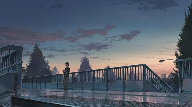 秒速5センチメートル 言の葉の庭 新海誠 最新作 君の名は。 美麗 特報映像 田中将賀 神木隆之介 上白石萌音に関連した画像-08
