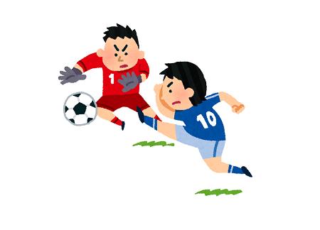 サッカー 高校 ラフプレイ 動画に関連した画像-01