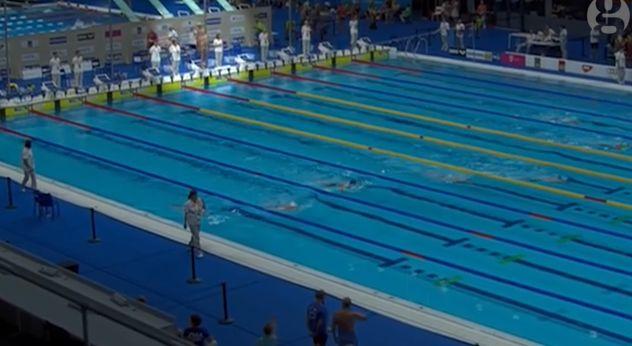 水泳世界大会 世界ベテランズ水泳選手権 フェルナンド・アルバレズ テロ 黙祷に関連した画像-05
