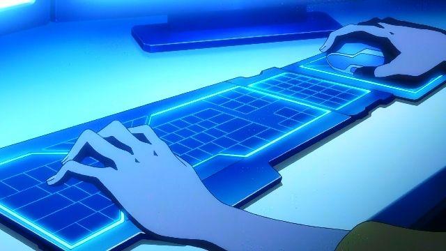 有機ELディスプレイ  キーボード Optimus Maximusに関連した画像-01