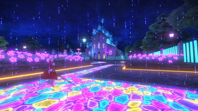 フェイト エクステラ リンク グラフィック ゲーム画面 シャルルマーニュに関連した画像-12