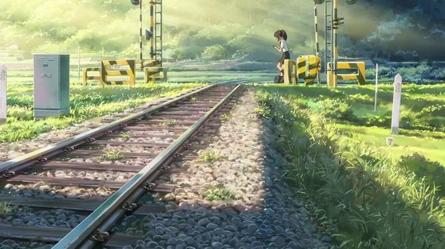 秒速5センチメートル 言の葉の庭 新海誠 最新作 君の名は。 美麗 特報映像 田中将賀 神木隆之介 上白石萌音に関連した画像-07