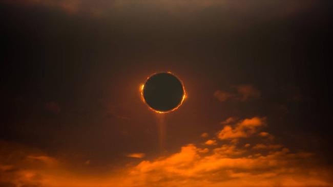 金環日食 日食 香港 ファンタジー 聖杯戦争 ダークソウルに関連した画像-03