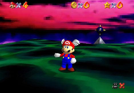 スーパーマリオ64 TAS 新記録に関連した画像-28
