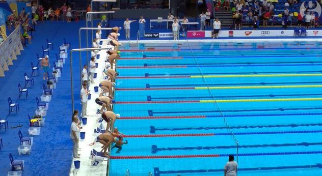水泳世界大会 世界ベテランズ水泳選手権 フェルナンド・アルバレズ テロ 黙祷に関連した画像-03
