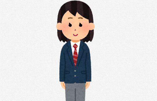 学校 制服 スラックス スカートに関連した画像-01