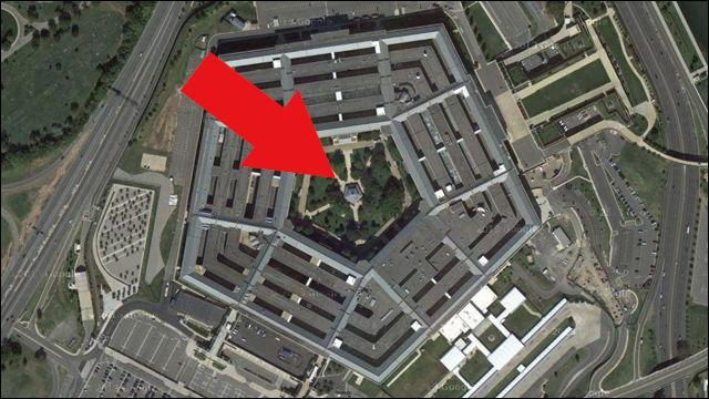 アメリカ 国防総省 ペンタゴン 中央 建物 正体 売店 カフェに関連した画像-01