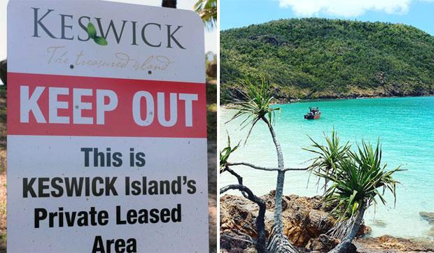 【明日は我が身】オーストラリアの綺麗な島が中国企業に買収されめちゃくちゃに・・・