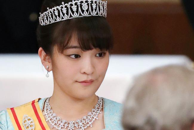 眞子さま 結婚に関連した画像-01